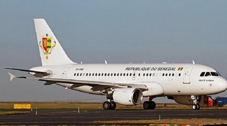 Sénégal : un nouvel avion de commandement présidentiel sera réceptionné en juillet (Oumar Guèye)