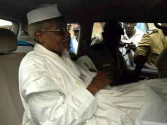 Sénégal: Hissène Habré placé en garde à vue