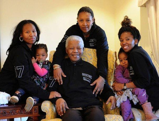 L'argent de Mandela nourrit de vives querelles parmi ses descendants