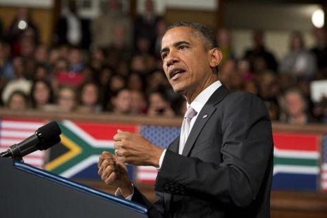 Obama en Tanzanie après une visite-hommage historique à Mandela