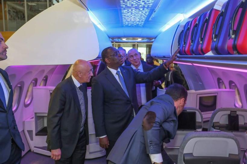 Pour le confort du chef ! La chronique salée de KACCOR sur le nouvel avion présidentiel