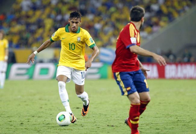 Neymar, le joueur Youtube qui a gagné le respect avec le Brésil