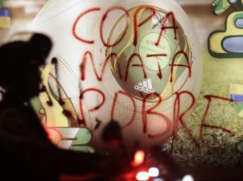 Les réseaux sociaux relancent la mobilisation au Brésil
