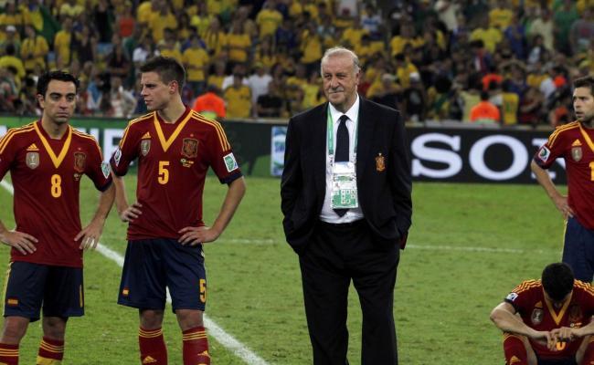 Del Bosque : «Nous ne sommes pas invincibles»