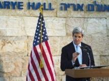 Israël: le processus de paix reste au point mort après la visite de John Kerry