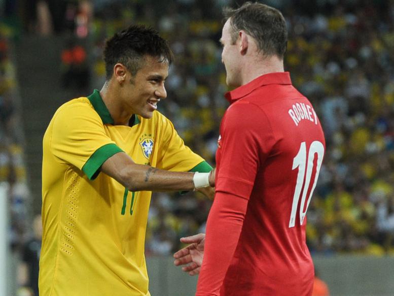 FC Barcelone: Neymar rêve de Rooney