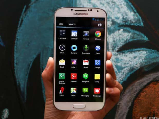 Galaxy S4: installation de la version pure d'Android 4.3 possible