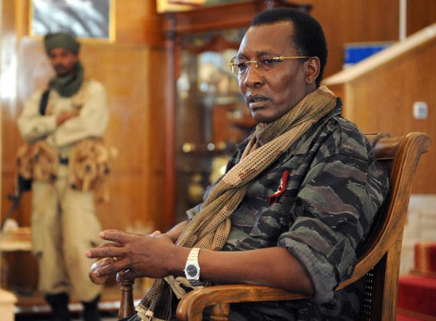 Sénégal: le président tchadien salue l'arrestation d'Hissène Habré