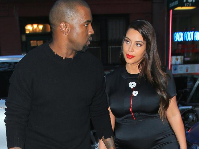 Kanye West très gâté par Kim Kardashian pour la fête des pères !