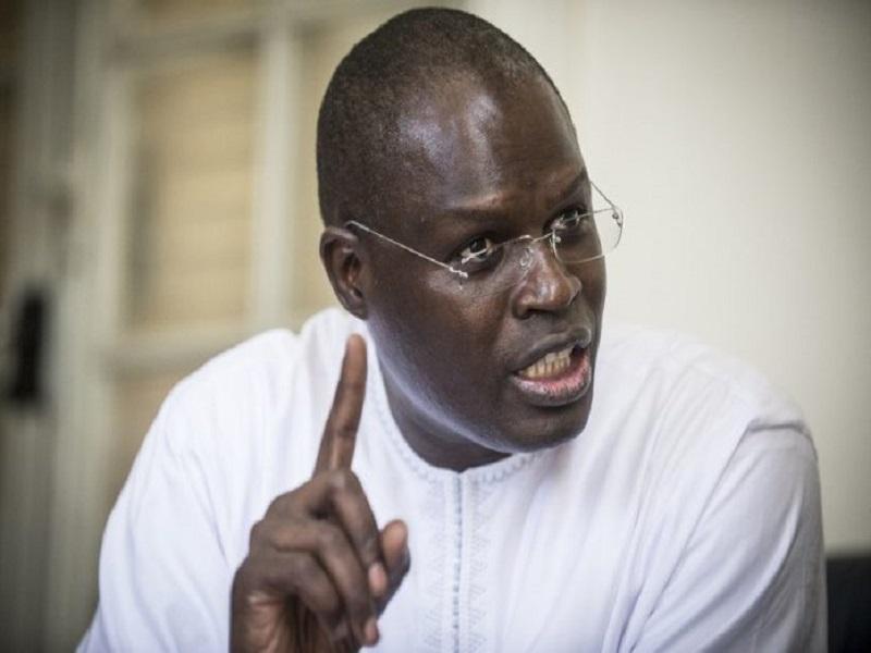 Choix des candidats de la coalition Taxawu Sénégal : Khalifa Sall dément et précise