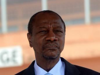Ces élections, qui devaient se tenir six mois après l'investiture d'Alpha Condé (photo) en décembre 2010, ont été sans cesse repoussées. AFP/ CELLOU BINANI