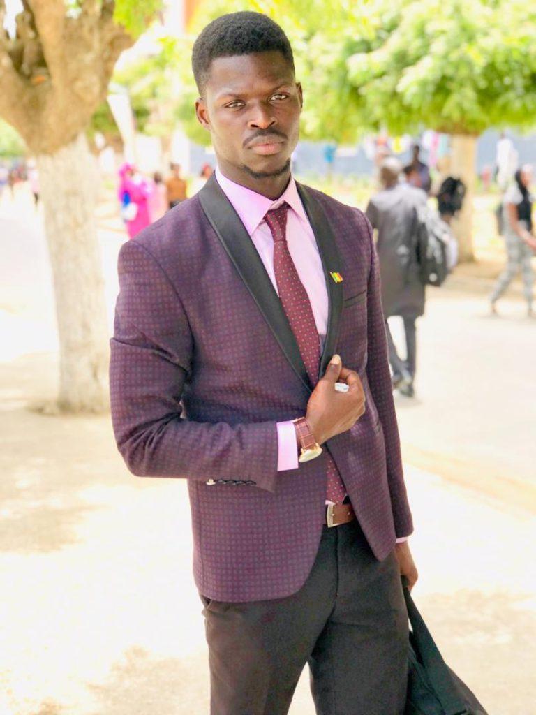 Frank Daddy Diatta du Meel remplace Toussaint Manga à la tête de l'UJTL