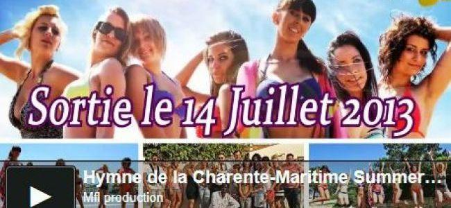 Hymne en video Charente-Maritime : le clip sexy qui fait réagir Bussereau