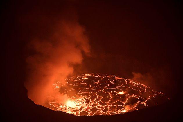 RDC: éruption d'un second volcan