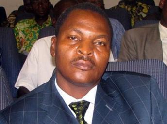 Faustin-Archange Touadéra, ancien Premier ministre de la République centrafricaine. (Photo : AFP)
