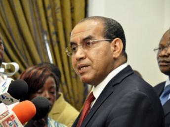 L'immunité parlementaire du député malien Ibrahim Ag Mohamed Assaleh a été levée le 4 juillet. AFP/ Ahmed OUOBA