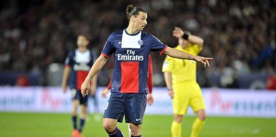 Mercato - PSG : Ibrahimovic poussé vers la sortie par Cavani ?