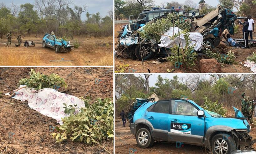 Mort de 3 agents de Leral.Net : Macky Sall donne des instructions pour l'évacuation des blessés à Dakar