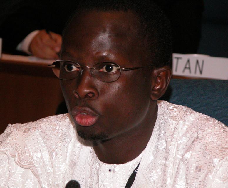 """Modou Diagne Fada au président Sall: """"lorsqu'une équipe ne gagne pas, il faut la changer"""""""