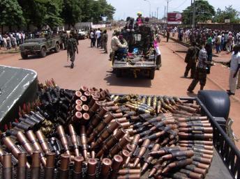 Centrafrique: le procureur dément toute chasse aux sorcières dans l'affaire Daffhane