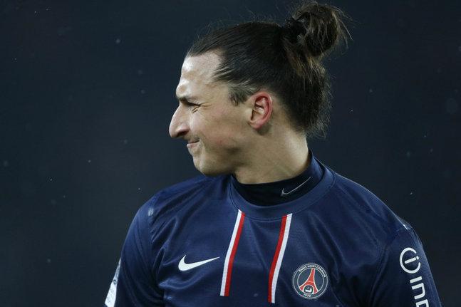 PSG : L. Blanc sait comment faire jouer ensemble Cavani et Ibrahimovic...