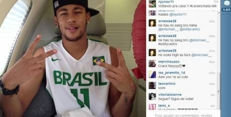 Barça: Neymar sort de la clinique