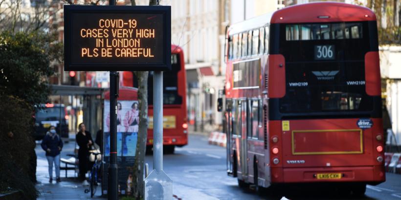 Royaume-Uni: aucun mort du Covid-19 en 24h pour la première fois depuis juillet