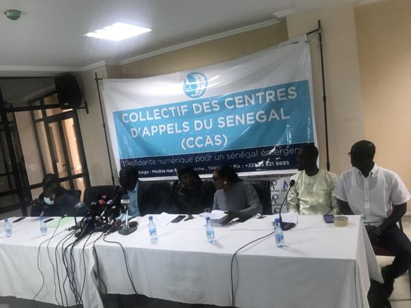 Les Centres d'appels du Sénégal exigent de Macky Sall leur insertion dans le projet d'emploi des jeunes