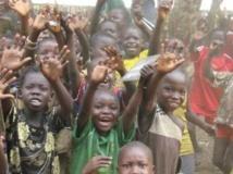 A Zémio, une école pour les enfants des déplacés.