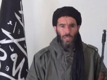 Mokhtar Belmokhtar, dans une vidéo non datée et diffusée, après le 16 janvier 2013. REUTERS/Belmokhtar Brigade/Handout