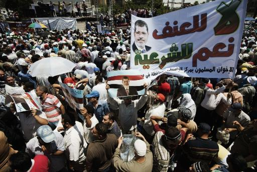 Les autorités égyptiennes ordonnent l'arrestation du chef des Frères musulmans
