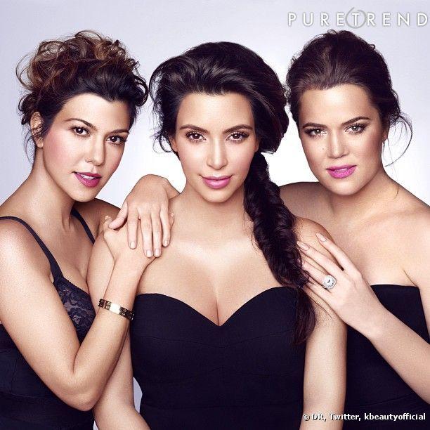 Kardashian beauty : Kim, Khloe et Kourtney n'ont pas dit leur dernier mot