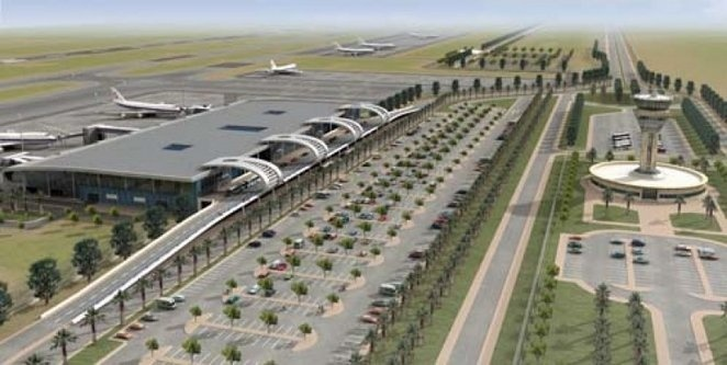 L'Aéroport International Blaise Diagne (AIBD) sera livré en novembre 2014