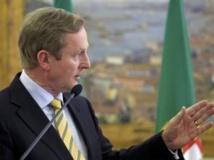 A l'Assemblée, le Premier ministre Enda Kenny a une large majorité. REUTERS/Jose Manuel Ribeiro