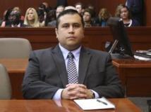 George Zimmerman dans le tribunal de Sanford en Floride, le 24 juin 2013.