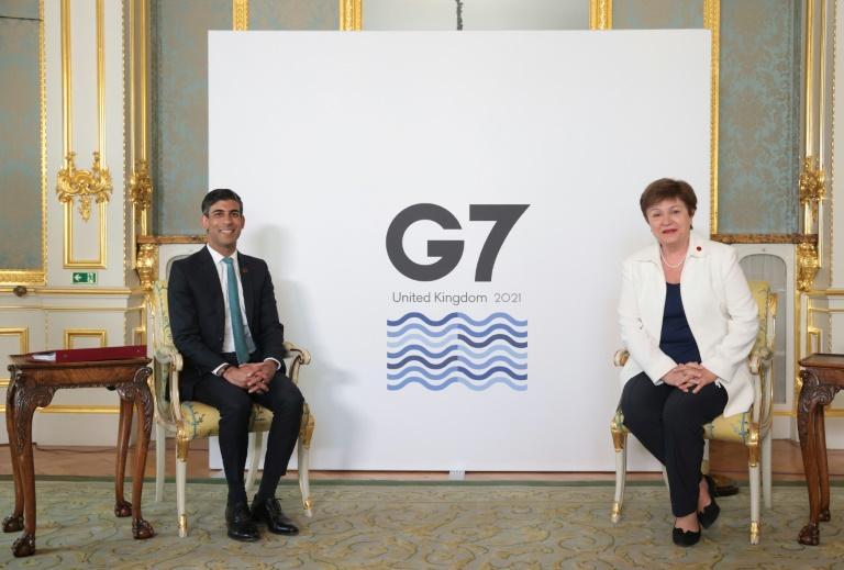 Le G7 Finance s'engage sur un taux plancher global pour l'impôt sur les sociétés «d'au moins 15%»