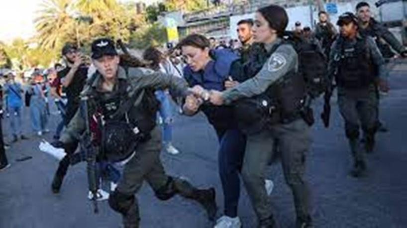 Une journaliste de la chaîne Al-Jazeera arrêtée par la police israélienne à Jérusalem-Est