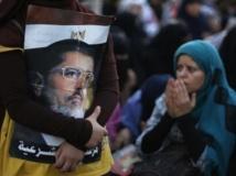 Les Etats-Unis réclament la libération du président égyptien déchu Mohamed Morsi