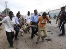 Somalie: trois civils tués dans un attentat suicide à Mogadiscio