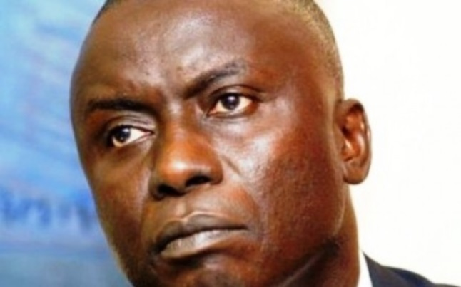 Thiés : le feu chez Idrissa Seck