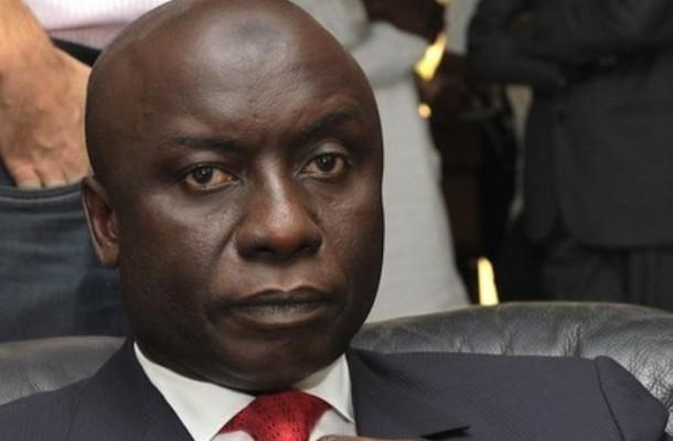 France: Idrissa Seck rencontre Abdou Diouf