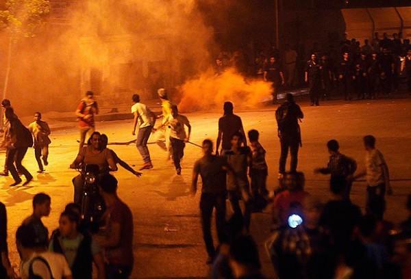 Troubles en Egypte: 1 mort et 100 blessés au Caire