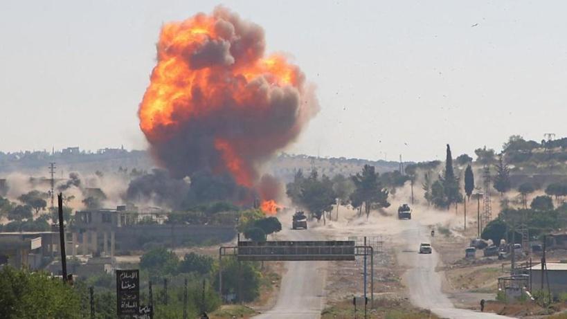 Syrie: huit (8) combattants du régime tués dans des frappes israéliennes nocturnes