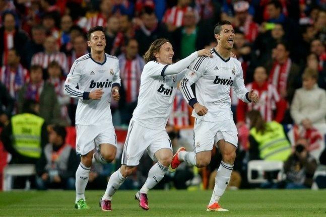 Le Real Madrid maître du monde
