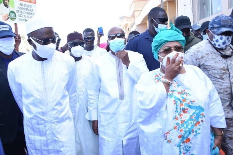 Mairie de Dakar: Taxawu Dakar déchirée par le choc des ambitions