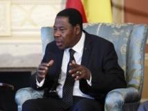 Le président du Bénin Boni Yayi, le 9 janvier 2013. REUTERS/Chris Wattie