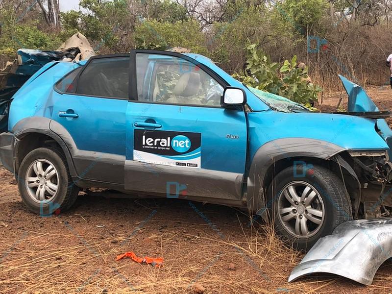Décès des agents de Leral TV: le chauffeur du camion de nationalité malienne condamné à 1 an de prison ferme
