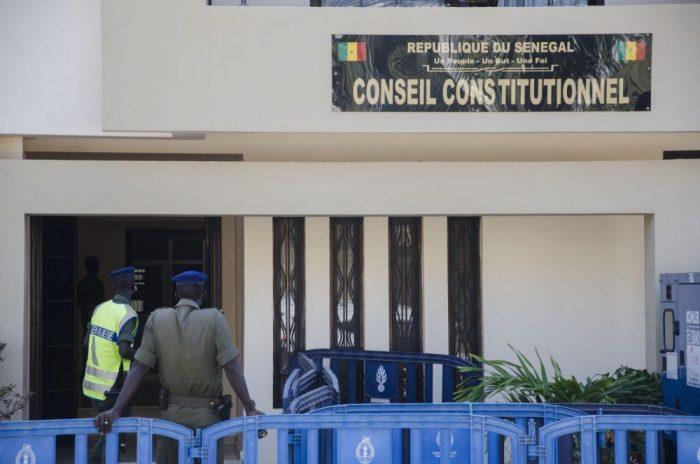 Conseil constitutionnel: deux juges sur le départ, un décès à remplacer