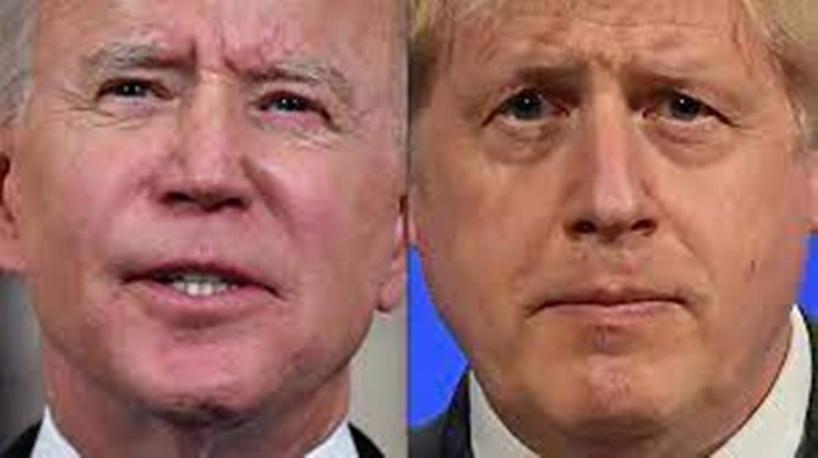 «Relation spéciale»? Premier tête-à-tête Biden-Johnson sur fond de tensions liées au Brexit