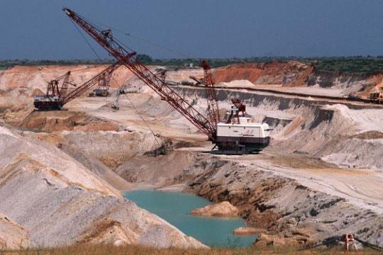 Environnement: le désastre des sociétés minières sur la réhabilitation des sites